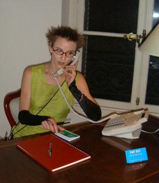 Nadine Norman, Call Girl 01 44 43 21 65 - 4