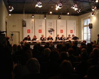 Colloque Canadiens en Europe - 9 mars 2000 - Centre culturel canadien