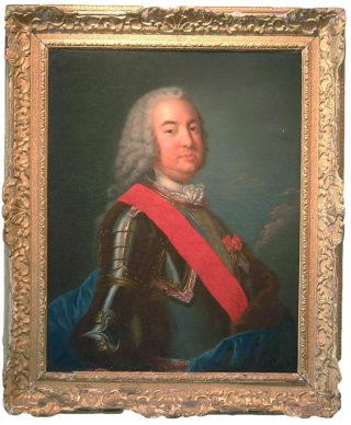 gouverneur de la Nouvelle-France, Pierre Rigaud de Vaudreuil de Cavagnial (1698-1778)