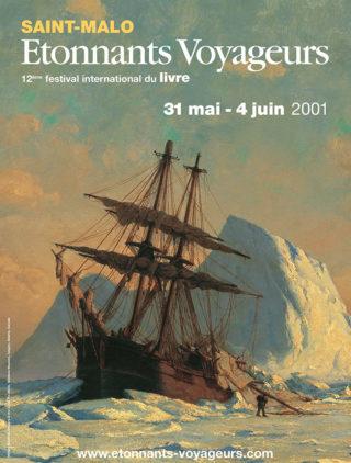 Festival Étonnants Voyageurs - Saint-Malo - 2001