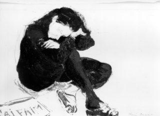 Thérèse Boucraut, L'errante, 2001