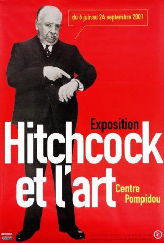 Hitchcock de l'Art - Centre George Pompidou