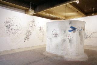 Edward Pien - vue d'installation