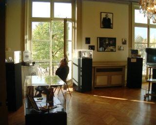 Hommage à Glenn Gould - Exposition Aspects de Glenn Gould