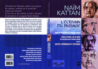 Naïm Kattan - L'écrivain du passage