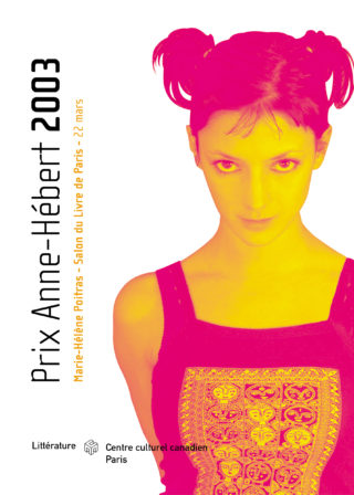 Prix Anne-Hébert 2003