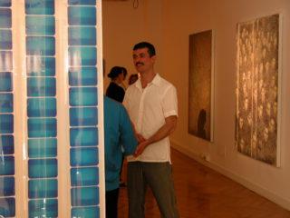 Stephen Andrews - Vernissage de l'exposition