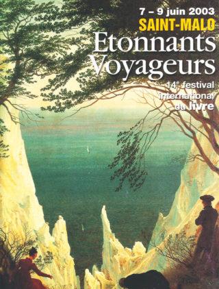 Festival Étonnants Voyageurs - Saint-Malo - 2003