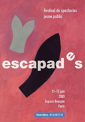 Festival Escapades 2003