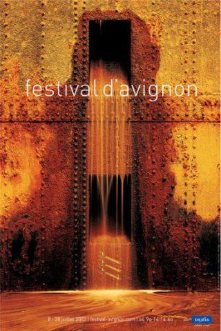 festival-davignon-2003-affiche