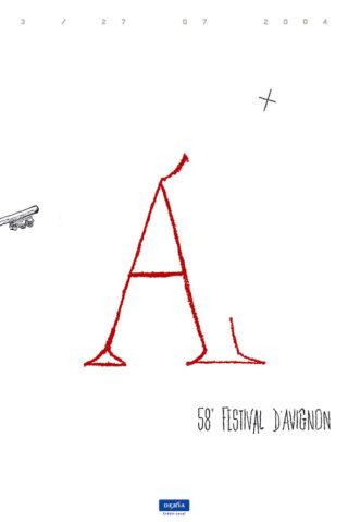 Festival d'Avignon 2004