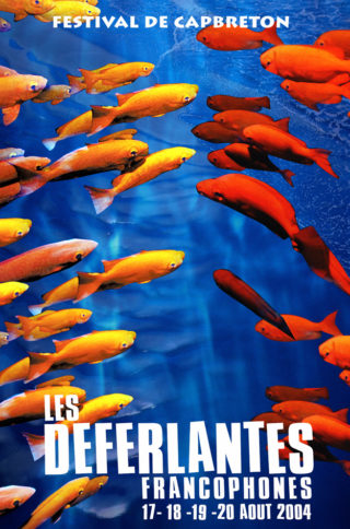 Deferlantes Cap Breton 2004