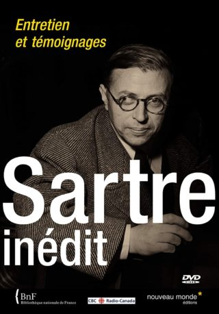 Sartre inédit DVD