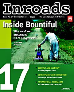 Inroads 17 - Summer/Fall 2005