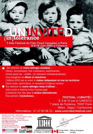 Uninvited festival 2005