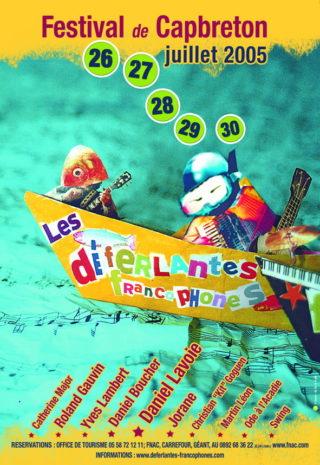Déferlantes de Cap Breton 2005