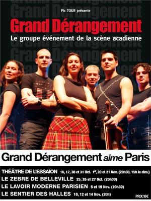 Grand Dérangement 2005