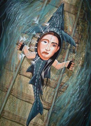 Mary Clements - La fille qui nageait