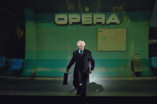 Le projet Andersen - Yves Jacques - Robert Lepage