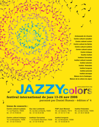 Festival Jazzy Colors 2006
