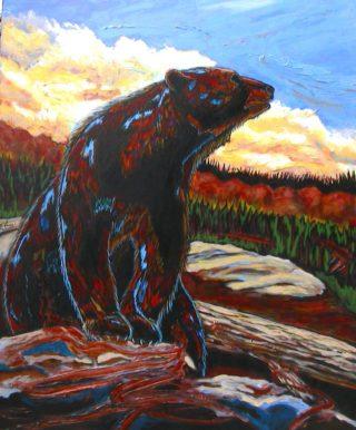 l'ours noir manuel kurtness