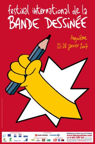 Festival BD Angouleme 2007