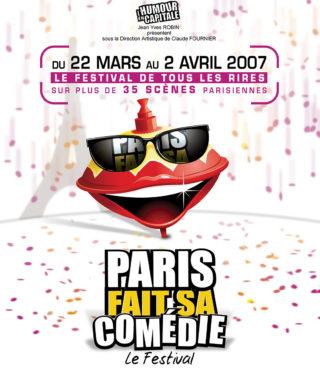 Paris fais sa comédie 2007
