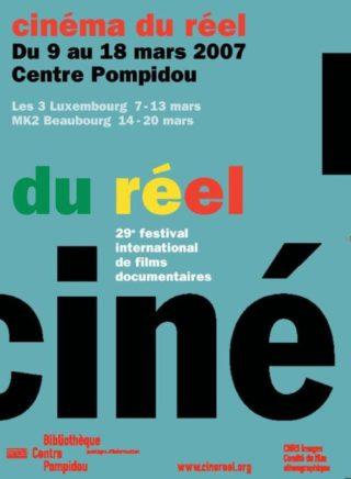 Festival Cinéma du Réel 2007