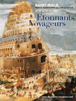 Festival Étonnants Voyageurs - Saint-Malo - 2007