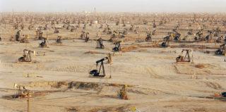 Edward Burtynsky, Oil Fields # 1