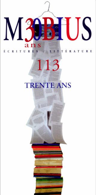 Moebius 113 trente ans