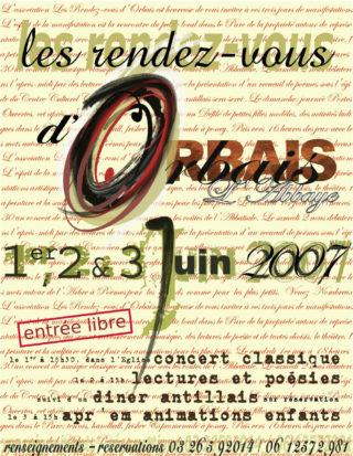 Rendez-vous d'Orbais 2007