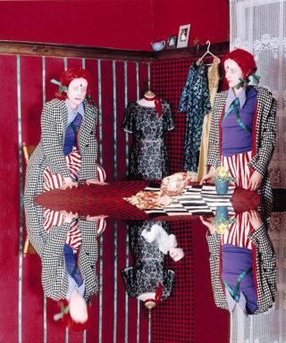 Janieta Eyre, Red Like Meat, 2002