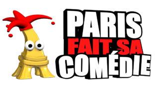 Paris fait sa comédie logo