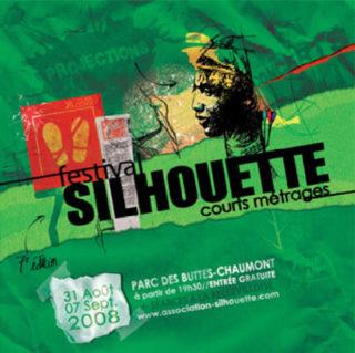 Affiche Festival Silhouette 2008