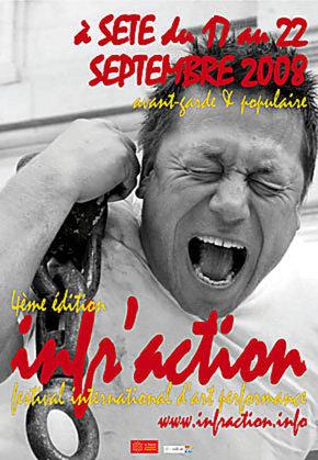 Festival INFR'ACTION '08