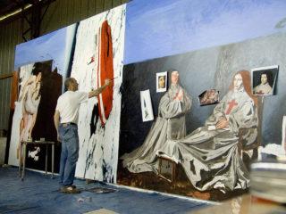 Martin Bruneau-at-work