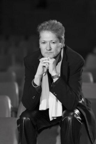 Jean-Paul Daoust Photo © Robert Houle