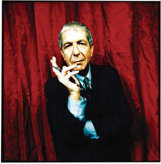 Léonard Cohen