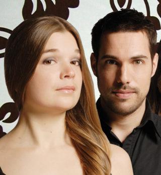 Anne Thivierge et Olivier Fortin