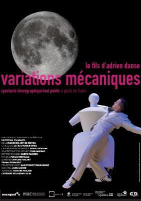 Variations mécaniques Affiche 2009