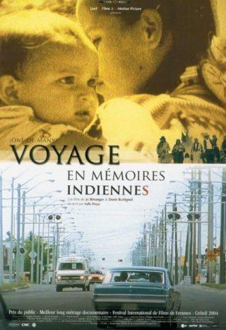 Affiche Voyage en memoires indiennes