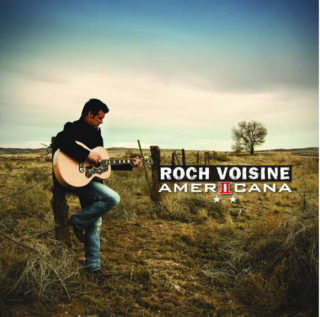 Roch Voicine, Americana