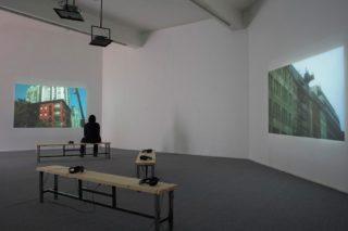 Lisa Steele & Kim Tomczak, City Studies, 2010. Photo P. Capiemont