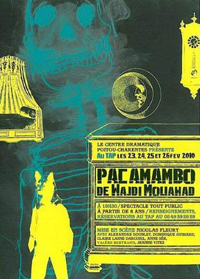 Affiche Pacamambo