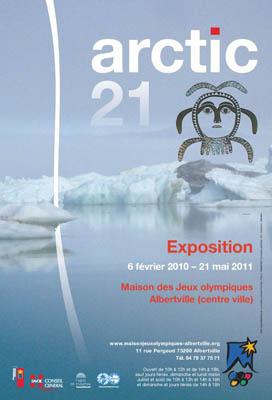 Affiche Arctic 21
