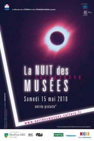 Nuit européenne des musées 2010