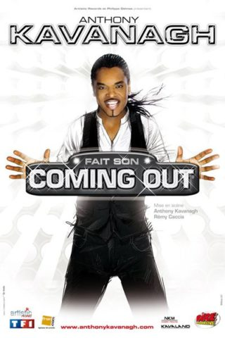 Anthony Kavanagh fait son coming out, Bobino 2010