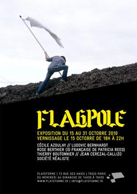 Affiche Flagpole 2010