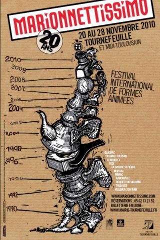 Festival Marrionnettissimo 2010